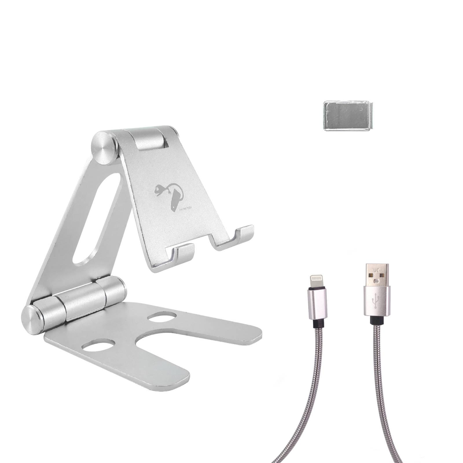 Set Aluminium Titan-Silber